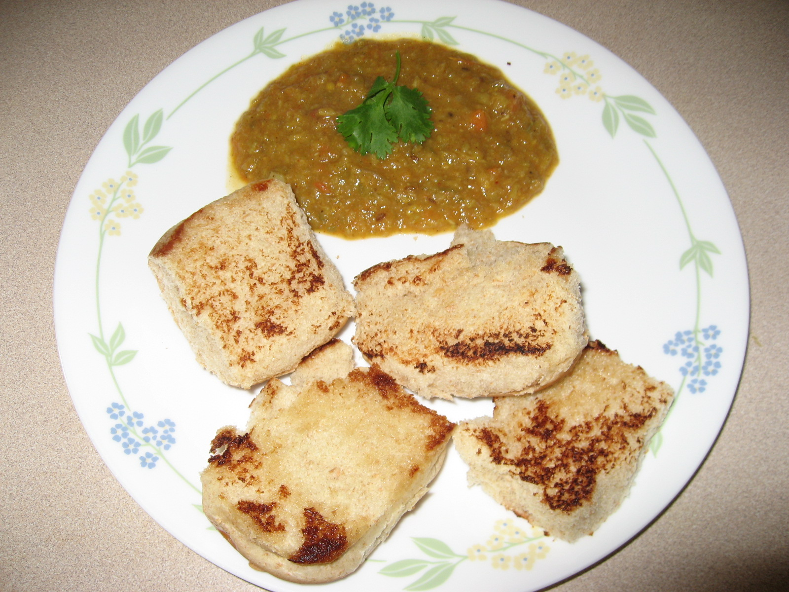 Pav Bhaji picture